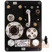 Датчик ДТХ-128 задняя панель
