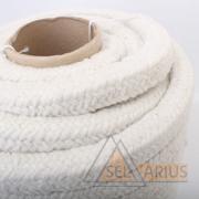 Керамический шнур Europolit ECZ 25 квадратного сечения - фото 2