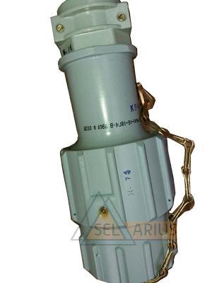 Электрические соединители РБН1-16-18Г (1,2,3,4) - фото