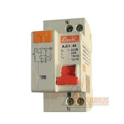 Выключатель АД 1-40 - фото