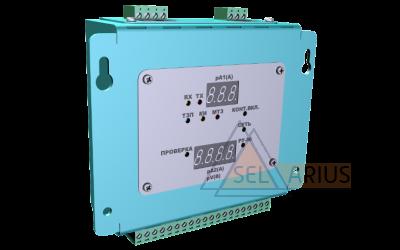 Блок мониторинга и индикации БМИТ-4 - фото