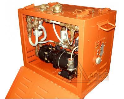 Бортовая гидроустановка НВКВ.062848.001 (тип 246-9977-00) - фото