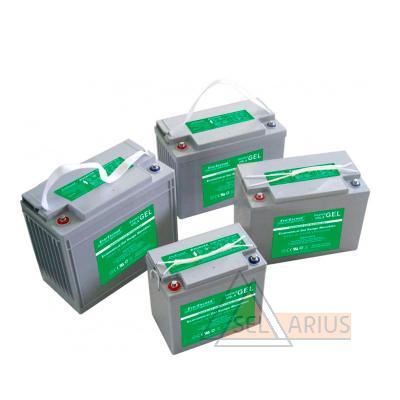 Фото аккумуляторной батареи GEL EverExceed GL 12-100, 100Ач