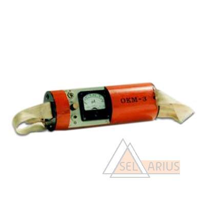 Фото определителя содержания магнетита в штуфах ОКМ-3