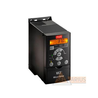 Фото преобразователя частоты VLT HVAC Drive FC-102