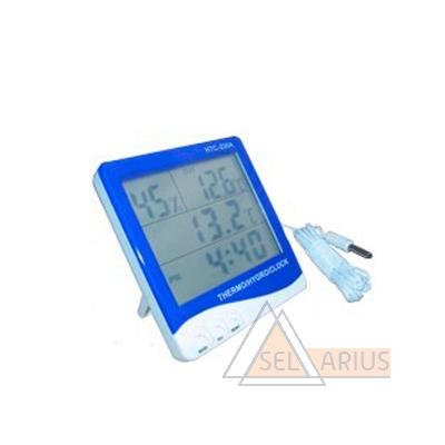 Фото гигрометра-термометра HTC-230A