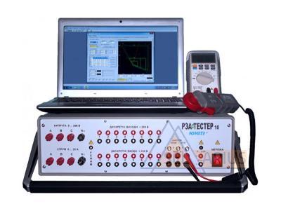 Испытательная система РЗА-тестер фото 1
