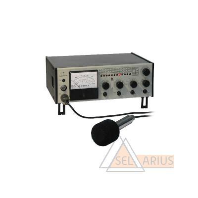 Фото измерителя шума и вибрации ВШВ-003-М2