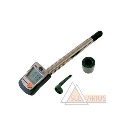 Фото измерителя скорости потока воздуха и температуры testo 405-V1
