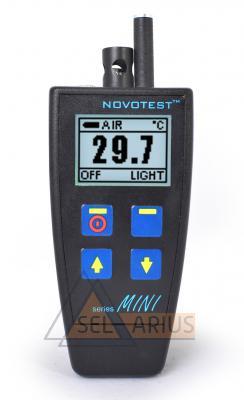 Фото калькулятора точки росы Novotest КТР-1