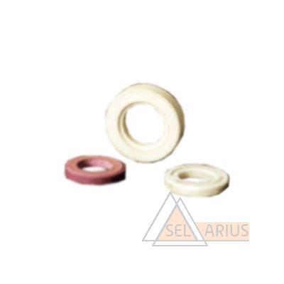 Фото кольца стабилизирующего для насосов на основе Al2O3 (95-99%)