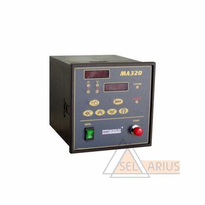 Контроллер-регулятор технологических параметров МЛ 320 - фото