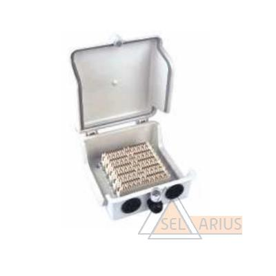 Коробка распределительная КРПУ-50х2 - фото