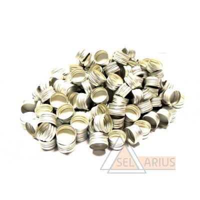 Фото крышек алюминиевых (укупорка лекарственных средств)