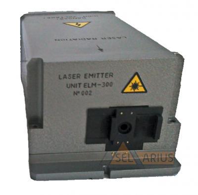 Лазер ЭЛМ-300, ЭЛМ-500 фото 1