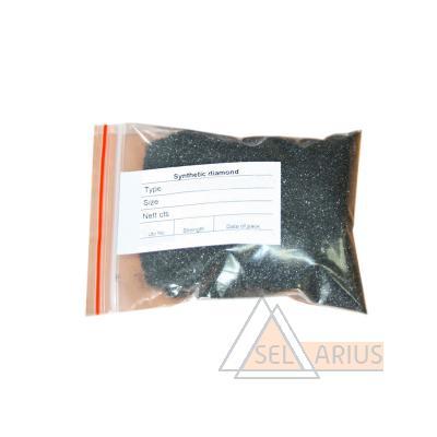 Микропорошок КНБ (эльбора) CBN1(черный) 7/5 фото 1