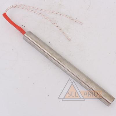 Нагреватель цилиндрической формы  ЭНП(м) 20х200;0.6х220;1 - фото 1