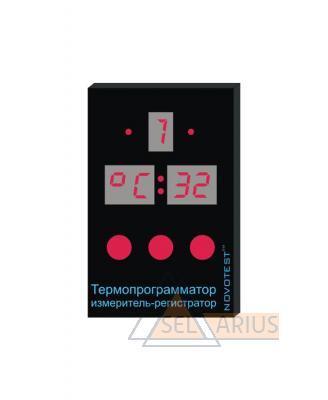 Фото измерителя-регулятора температуры Novotest Термопрограмматор