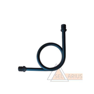 Отвод сифонный (трубка Перкинса) угловой