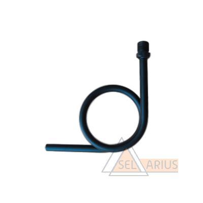 Фото отвода сифонного углового
