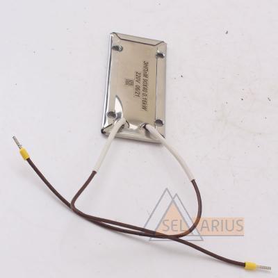 ЭНПлМ нагреватель плоский металлический - фото 1
