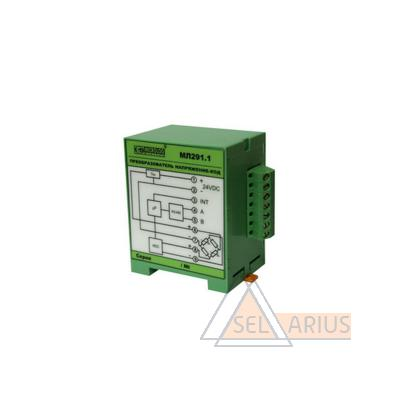 Преобразователь напряжение-ток МЛ 290.5 - фото