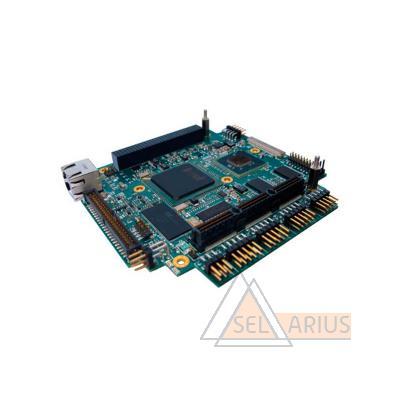 Процессор PC/104 Intel Atom N450 или D510 - фото