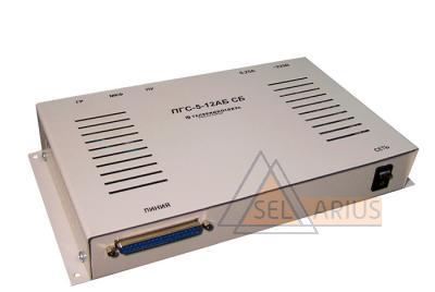 Пульт громкоговорящей связи ПГС-5-12АБ