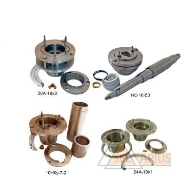 Уплотнительные устройства для насосов НКу, А, НС,NK и HPK