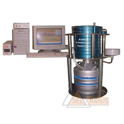 СЕГ-002-«АКП-П» Спектрометр энергий гамма-излучения полупроводниковый фото 1