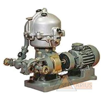 Сепаратор топлива и масла судовой СЦ-3