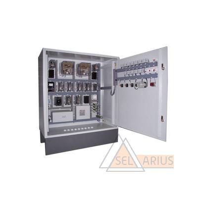 Фото шкафа релейной наружной установки РШ для РУ 10(6)-35кВ