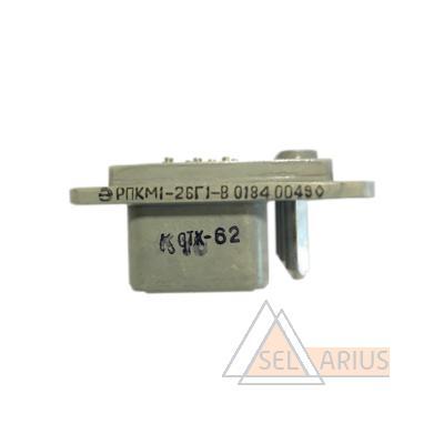 Соединитель прямоугольный РПКМ1-26Г1-В - фото