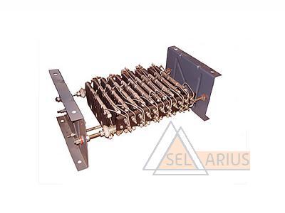Фото блока резисторов типа ЯС3