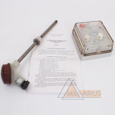 Т419 терморегулятор - фото №1