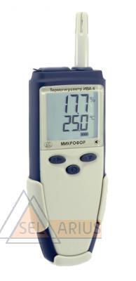 Термогигрометр Ива-6Н(-Д) с радиоканалом фото 1