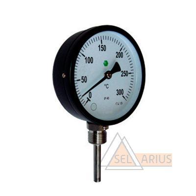 Фото термометра D100мм/L50мм-Р-ОСНОВА Т.3