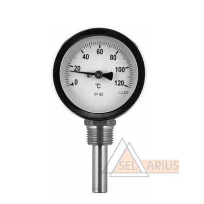 Фото термометра D63мм/L50мм-Р- ОСНОВА Т.2