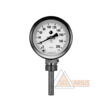 Фото термометра D63мм/L50мм-Р