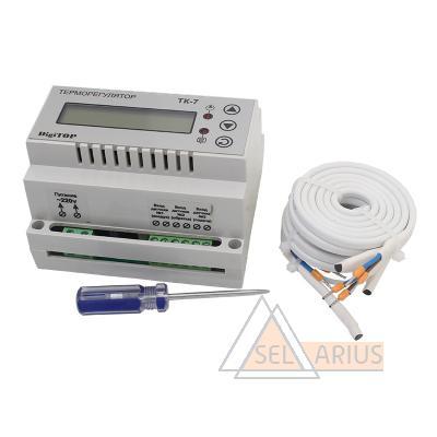 Терморегулятор ТК-7 - фото 1