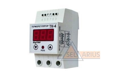 Фото терморегулятора ТК-4н