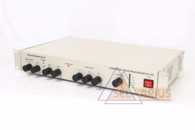 Трансляционный усилитель АС-100 фото1