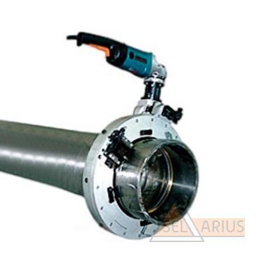 Фото трубореза разъемного для обработки труб диаметром 14-1420 мм