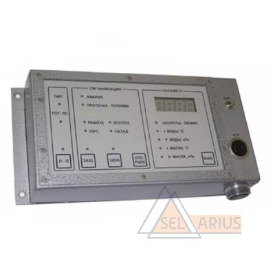 Устройство сигнализации и управления дизелем УСУ-Д-1М