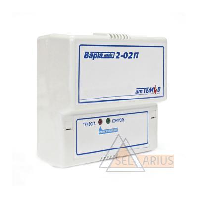 Сигнализатор газа  «ВАРТА 2-02П»  на окись углерода фото 1