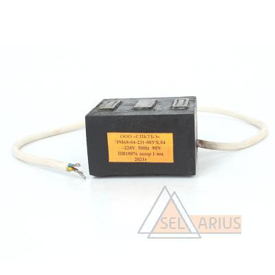 Вибрационный электромагнит ЭМ68-04 - фото