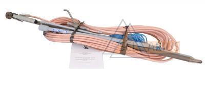 Заземление накидное линейное ЗНЛ-10С - фото