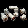 Цилиндрические соединители РБН1-12-18Г (1,2,3,4) - фото